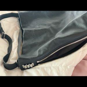 Slouchy cool Rudsak leather hobo bag